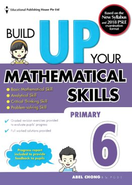 Build Up Your Mathematical Skills 6- New Syllabus