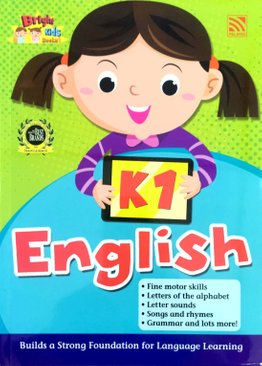 Bright Kids : K1 English