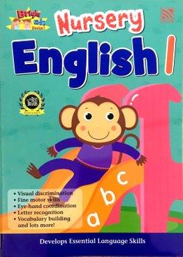 Bright Kids : Nursery English 1