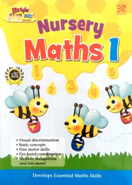 Bright Kids : Nursery Maths 1