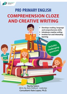 Pre-primary English Comprehension Cloze and Creative Writing