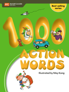 Times 1000 Action Words (2E)