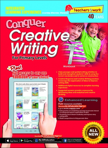 Conquer Creative Writing Workbook 1