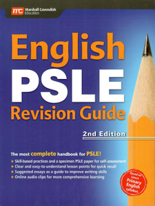 English PSLE Revision Guide (2E)