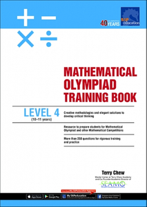 Mathematical Olympiad Training Book Level 4