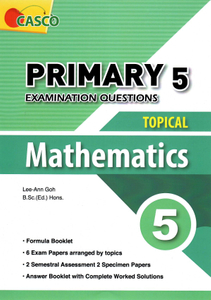 Examination Questions - Topical Mathematics 5