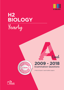 TYS A Level H2 Biology (Yearly) Qns + Ans 2009 - 2018