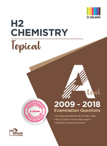 TYS A Level H2 Chemistry (Topical) Qns + Ans 2009 - 2018