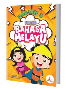 Buku Latihan Pintar Bahasa Melayu Darjah 3