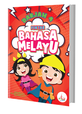 Buku Latihan Pintar Bahasa Melayu Darjah 4