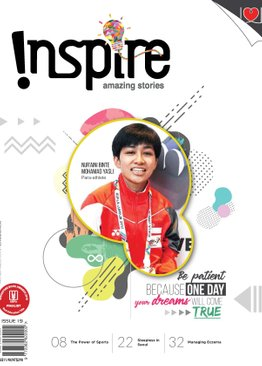 """INSPIRE"" - 5 ISSUES 24-28"