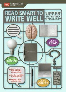 Read Smart To Write Well - Upp Sec English