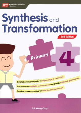 Synthesis & Transformation Primary 4 (2E)