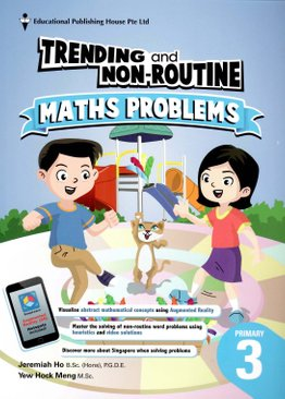 P3 Trending and Non-routine Maths Problems (with AR)