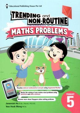 P5 Trending and Non-routine Maths Problems (with AR)