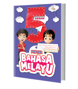 Buku Latihan Pintar Bahasa Melayu Darjah 5