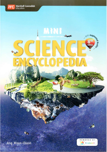 Mini Science Encyclopedia (8th Ed) with AR