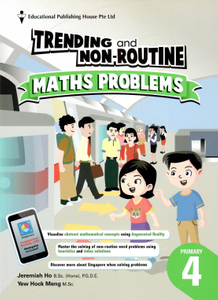 P4 Trending and Non-routine Maths Problems (with AR)