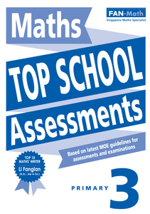 Maths Top School Assessments P3