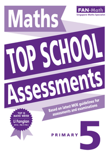 Maths Top School Assessments P5