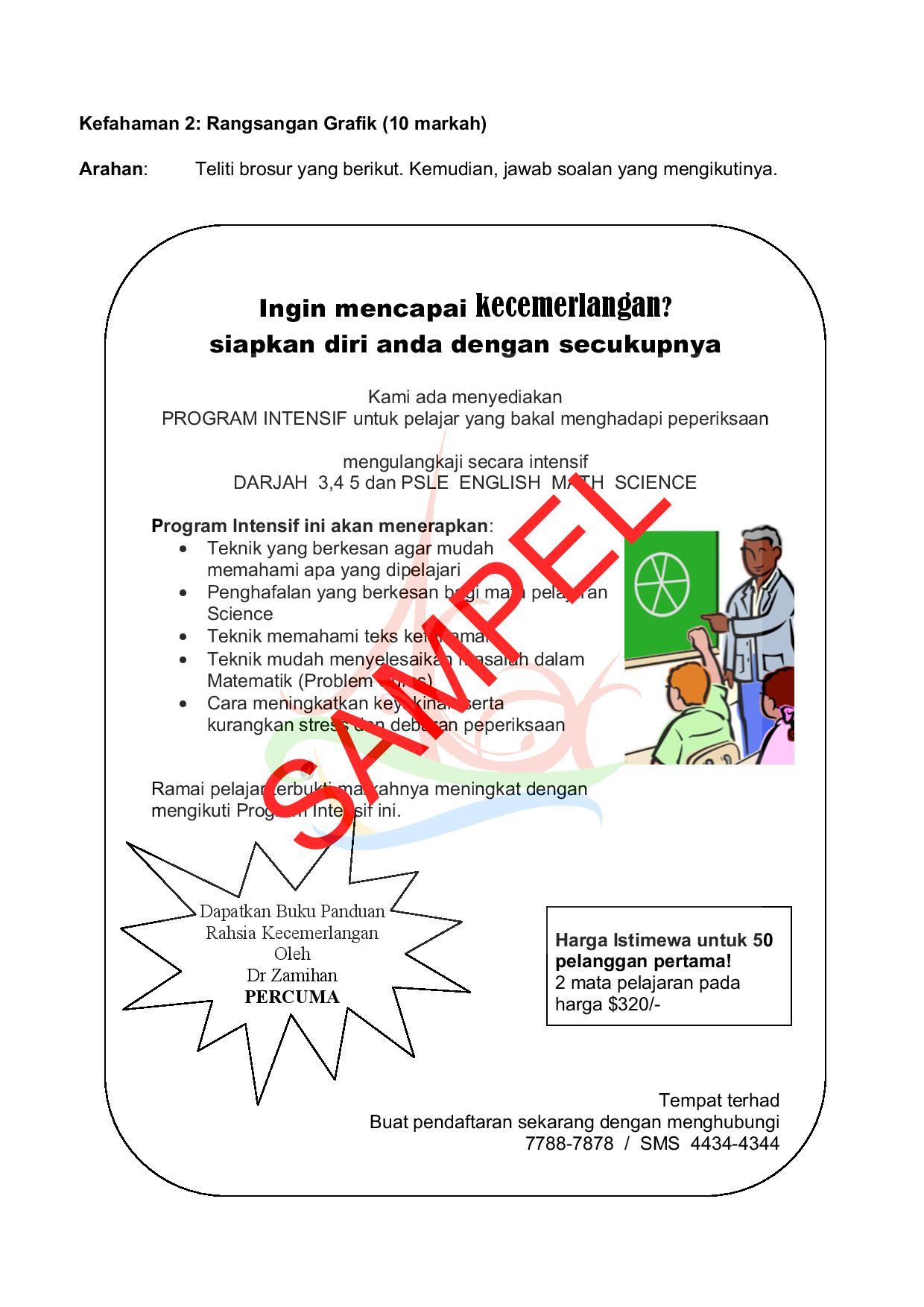 Buku Latihan Pintar Bahasa Melayu Darjah 5 Openschoolbag