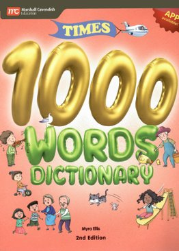 Times 1000 Words Dictionary (2E)