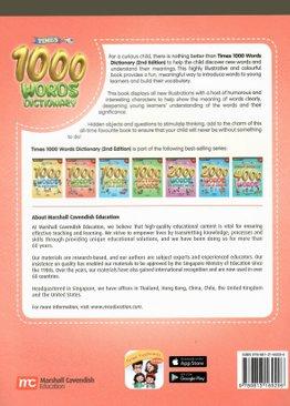 Times 1000 Words Dictionary (2E)
