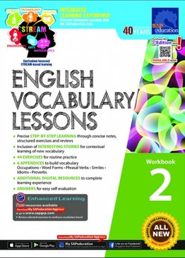 English Vocabulary Lessons Workbook 2