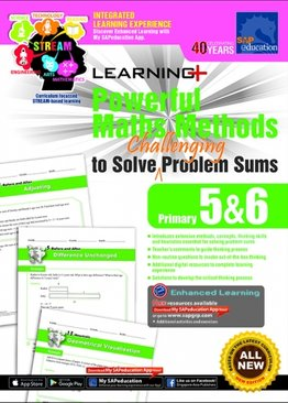 Learning+ Powerful Maths Methods to Solve Challenging Problem Sums Primary 5 & 6