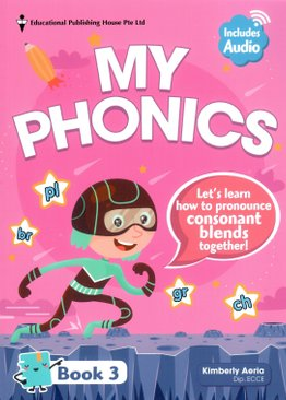 My Phonics Book 3