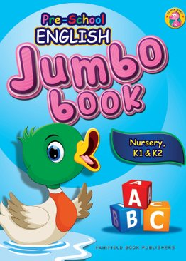 Pre-School English Jumbo Book