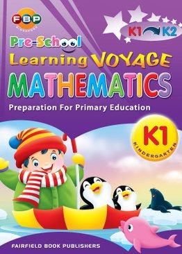 Pre-School Learning Voyage Maths K1