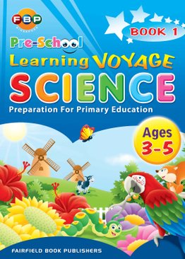 Pre-School Learning Voyage Science K1