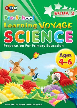 Pre-School Learning Voyage Science K2
