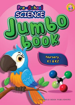 Pre-School Science Jumbo Book