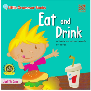 Little Grammar Books - Set A