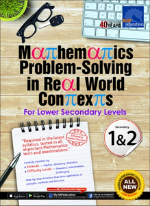 Mathematics Problem-Solving in Real World Contexts For Lower Secondary Levels
