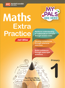 My Pals are Here! Maths Extra Practice P1 (2E)