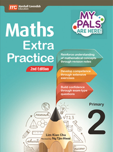 My Pals are Here! Maths Extra Practice P2 (2E)