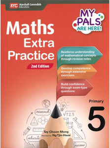 My Pals are Here! Maths Extra Practice P5 (2E)