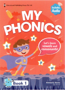 My Phonics Book 1