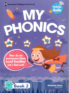 My Phonics Book 2