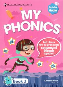 My Phonics Book 3