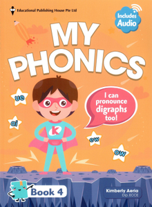 My Phonics Book 4