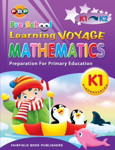 Pre-School Learning Voyage Maths K1