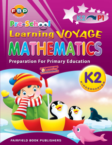 Pre-School Learning Voyage Maths K2