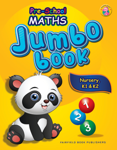 Pre-School Maths Jumbo Book