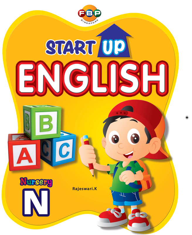 Start Up Nursery English Openschoolbag