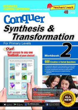 Conquer Synthesis & Transformation Workbook 2