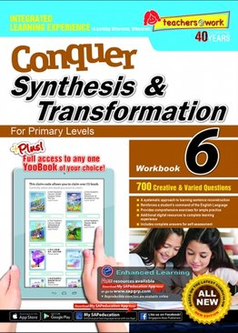 Conquer Synthesis & Transformation Workbook 6